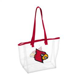 University of Louisville Cardinals Stadium Tote Bag
