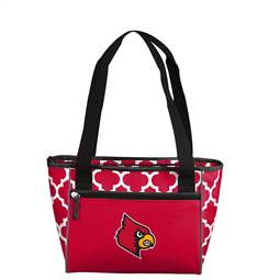 University of Louisville Cardinals 16 Can Cooler Tote Bag