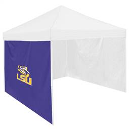 LSU Louisiana State University Tigers Side Panel Wall for 9 X 9 Canopy Tent