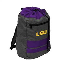 LSU Louisiana State University Journey Backsack