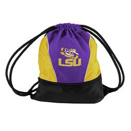 LSU Louisiana State University Tigers Spirit String Pack Tote