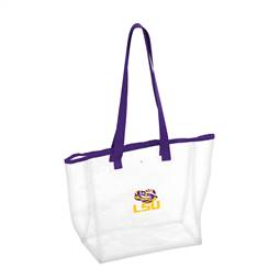 LSU Louisiana State University Tigers Stadium Tote Bag