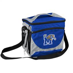 University of Memphis Tigers 24 Can Cooler