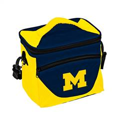 University of Michigan Wolverines Halftime Cooler Lunch Box Pail