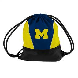 University of Michigan Wolverines Spirit String Pack Tote