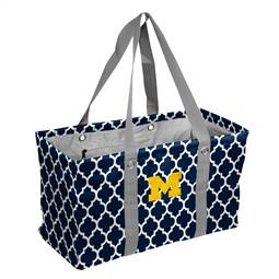 University of Michigan Wolverines Picnic Caddy Tote Bag