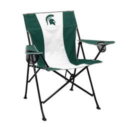 Michigan State University Spartans Pregame Chair Folding Tailgate