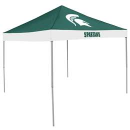 Michigan State University Spartans 9 X 9 Economy Canopy Shelter Tailgate Tent