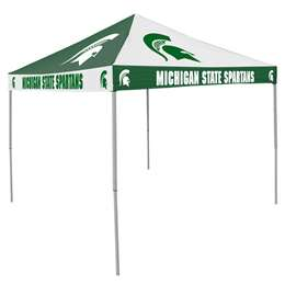 Michigan State University Spartans   9 ft X 9 ft Tailgate Canopy Shelter Tent