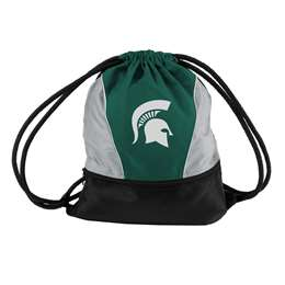 Michigan State University Spartans Spirit String Pack Tote