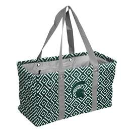 Michigan State University Spartans  Double Diamond Picnic Caddy