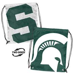 Michigan State University Doubleheader Backsack