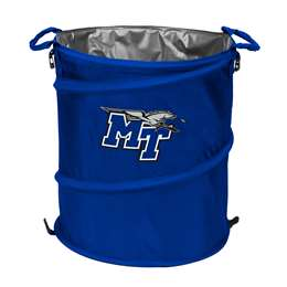 Middle Tennessee State University MTSU 3-IN-1 Cooler Trash Can Hamper