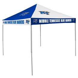 MTSU Middle Tennessee State University Blue Raiders  9 ft X 9 ft Tailgate Canopy Shelter Tent