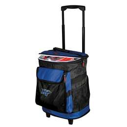Middle Tennessee State University MTSU 48 Can Rolling Cooler