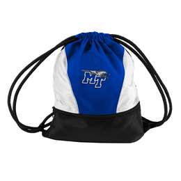 Middle Tennessee State University MTSU Spirit String Pack Tote