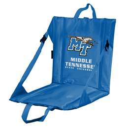 Middle Tennessee State University MTSU Stadium Seat