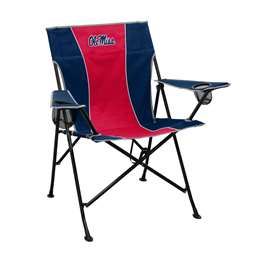 University of Mississippi Ole Miss Rebels Pregame Chair 10P - Pregame Chair
