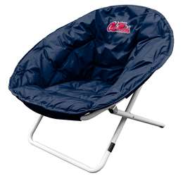 University of Mississippi Ole Miss Rebels Sphere Chair 15 - Sphere Chair