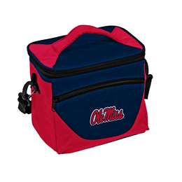 Ole Miss University of Mississippi Rebels Halftime Cooler Lunch Box Pail
