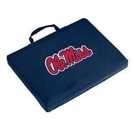 Ole Miss Rebels University of Mississippi Bleacher Cushion Stadium Seat