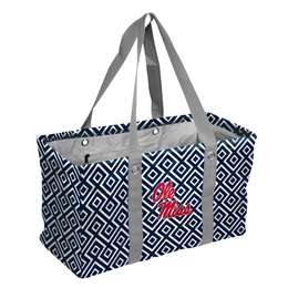 Ole Miss University of Mississippi Rebels  Double Diamond Picnic Caddy