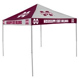 Mississippi State University Bulldogs 9 X 9 Checkerboard Canopy - Tailgate Tent