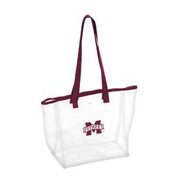 Mississippi State Stadium Clear Bag
