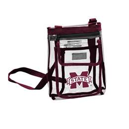MS State Gameday Clear Crossbody