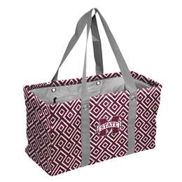 Mississippi State University Bulldogs  Double Diamond Picnic Caddy