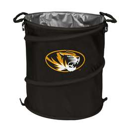 University of Missouri Tigers 3-IN-1 Cooler Trash Can Hamper