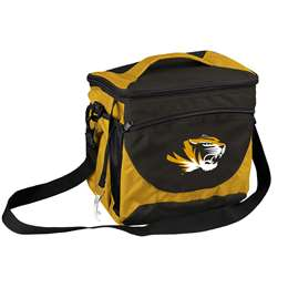 University of Missouri Tigers 24 Can Cooler