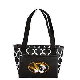 University of Missouri Tigers 16 Can Cooler Tote Bag