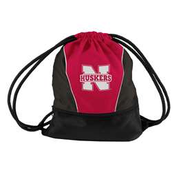 University of Nebraska Cornhuskers Spirit String Pack Tote