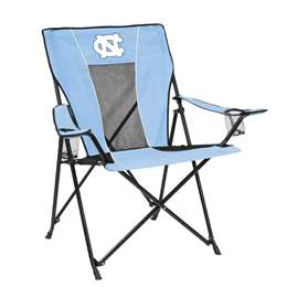 University of North Carolina Tar Heels Game Time Chair Folding Tailgate