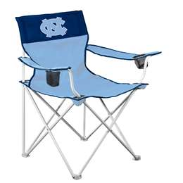North Carolina Tar Heels Big Boy Folding Chair with Carry Bag