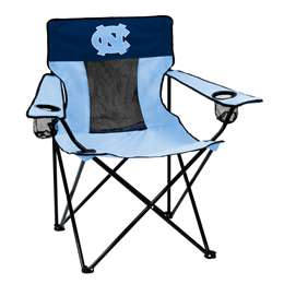 University of North Carolina Tar Heels Elite Folding Chair with Carry Bag