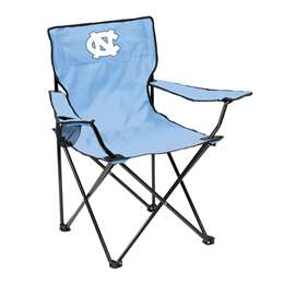 University of North Carolina Tar Heels Quad Folding Chair with Carry Bag