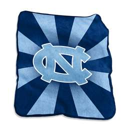 University of North Carolina Tar Heels Raschel Throw Blanket