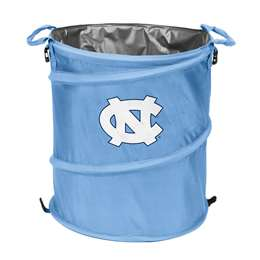 University of North Carolina Tar Heels 3-IN-1 Cooler Trash Can Hamper