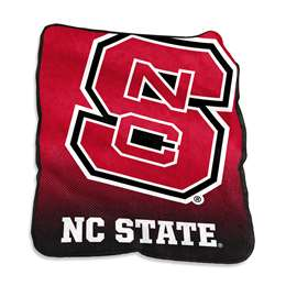 North Carolina State University Wolfpack Raschel Throw Blanket - 50 X 60 in.
