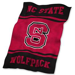 North Carolina State University Wolfpack UltraSoft Blanket - 84 X 54 in.