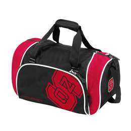 North Carolina State University Wolfpack Locker Duffel Bag