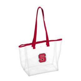 North Carolina State University Stadium Clear Bag