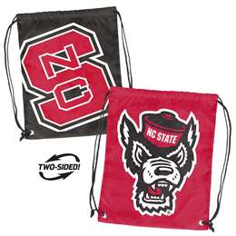 North Carolina State University WolfPack Doubleheader Backsack 87D - Dbl Head Strin