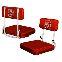 North Carolina State University WolfPack Hard Back SS 94 - Hardback Seat
