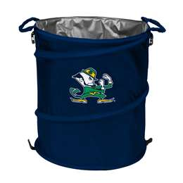 Notre Dame University Fighting Irish  Collapsible 3-in-1 Trash Can Cooler