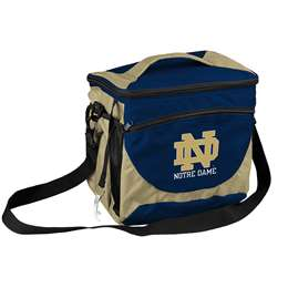 Notre Dame University Fighting Irish 24 Can Cooler