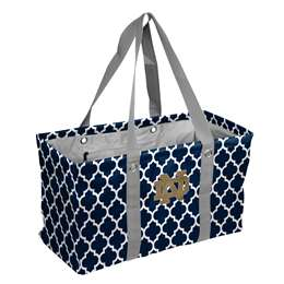 Notre Dame University Fighting Irish Picnic Caddy Tote Bag