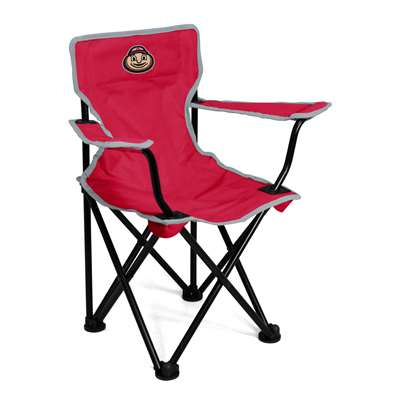 Ohio State University Buckeyes Toddler Chair Folding